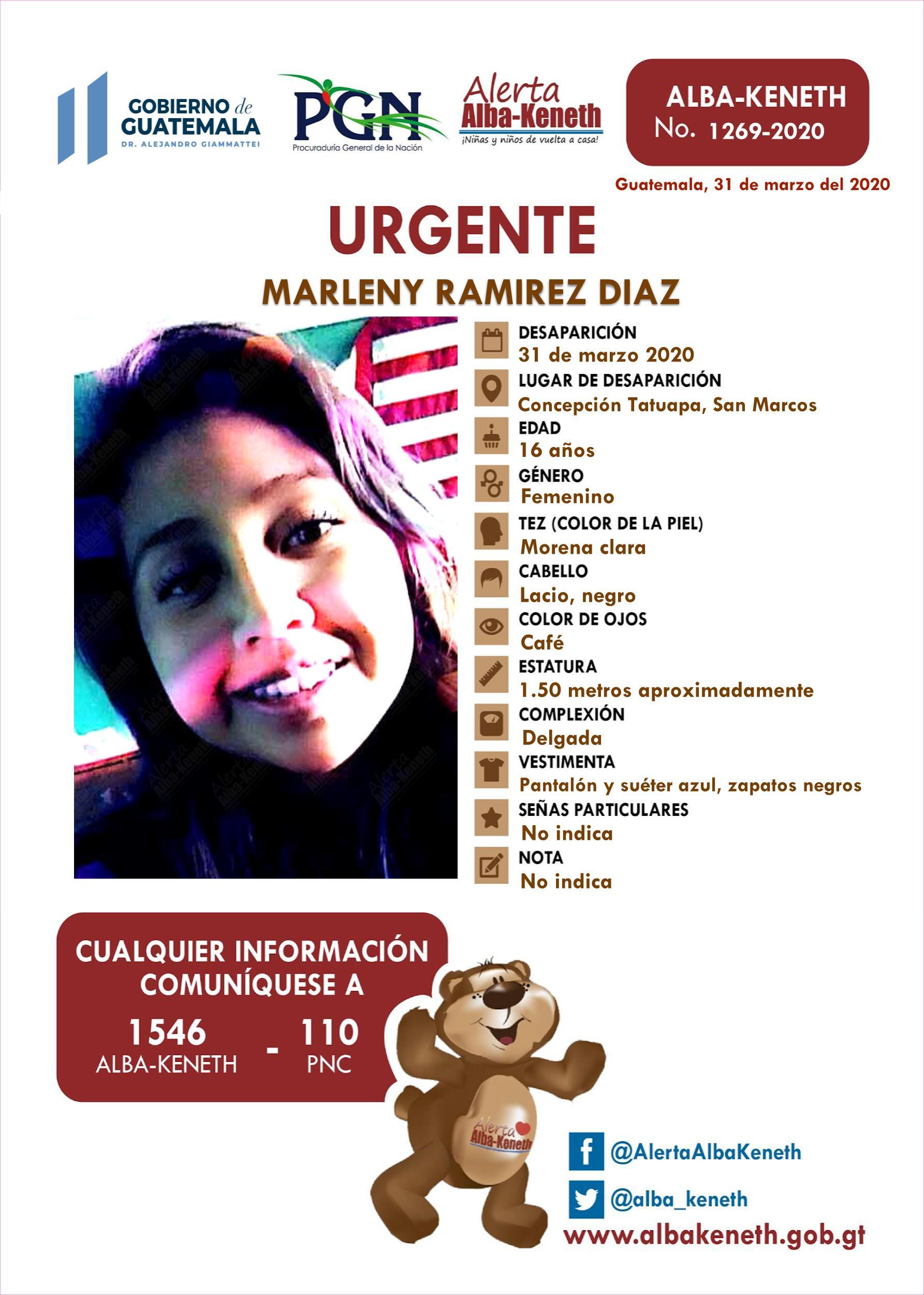 Marleny Ramirez Diaz