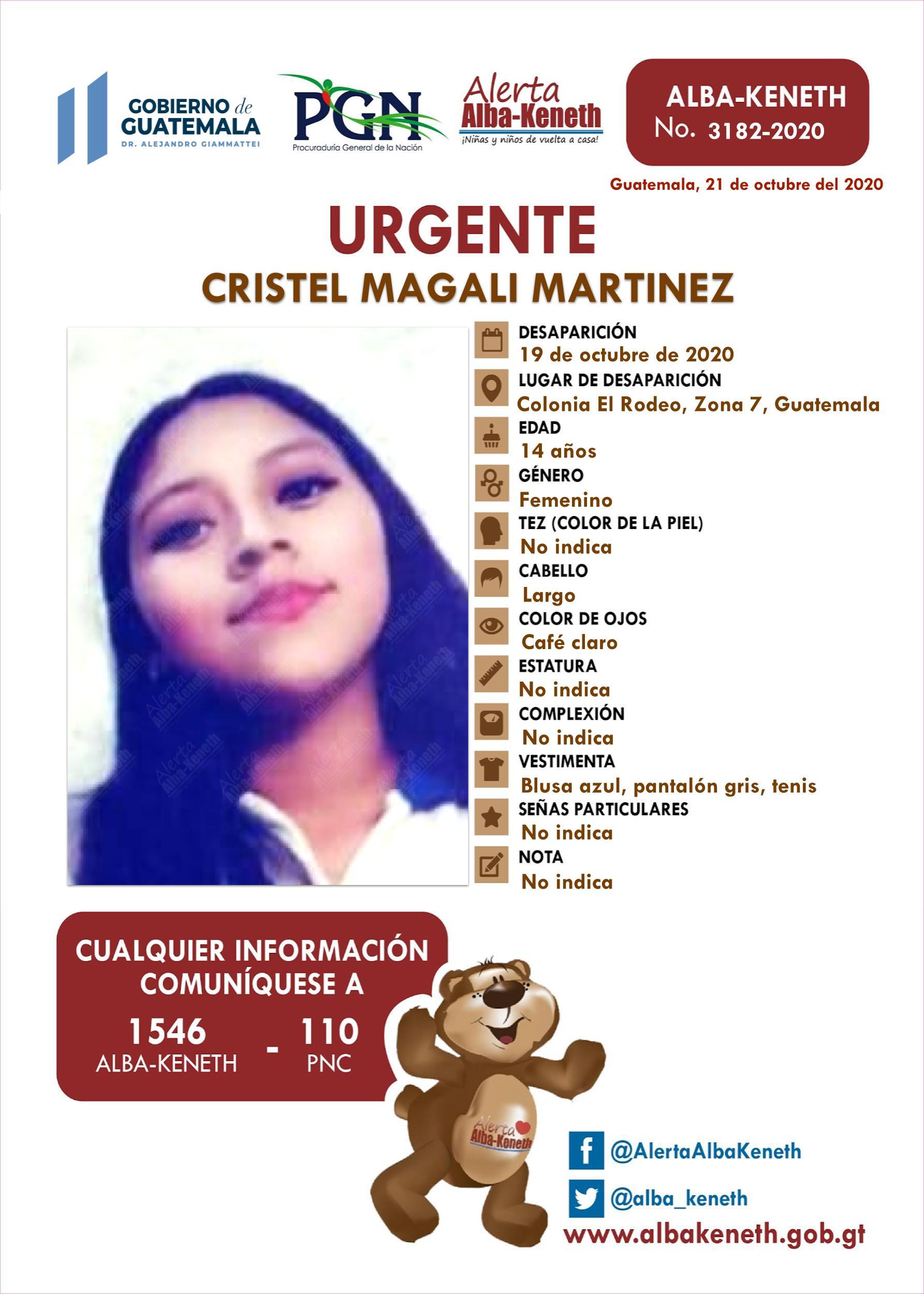 Cristel Magali Martinez