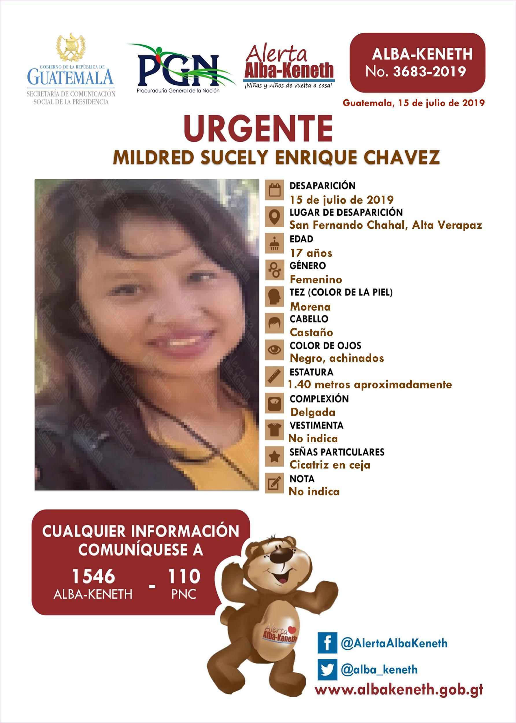 Mildred Sucely Enrique Chavez