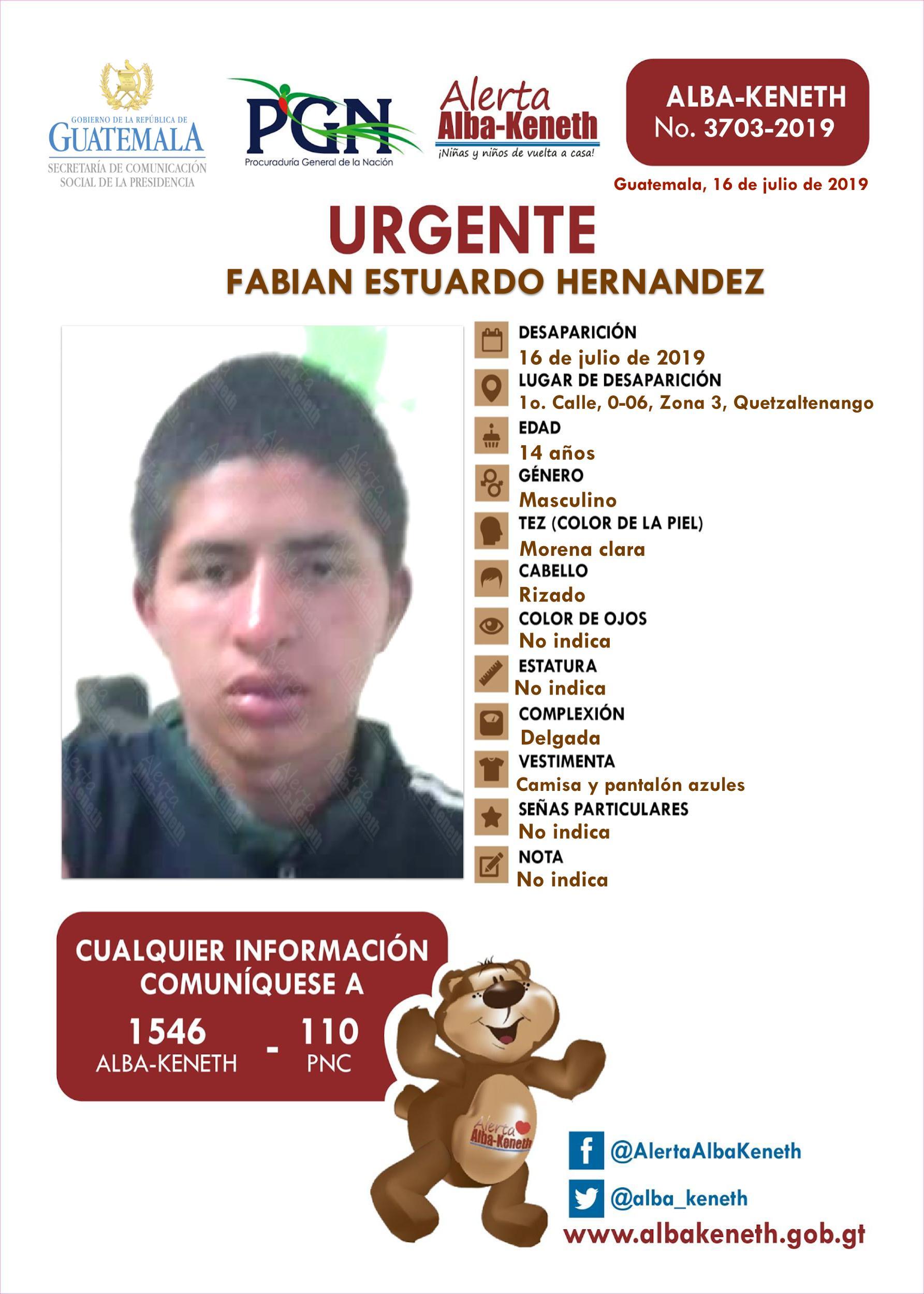 Fabian Estuardo Hernandez