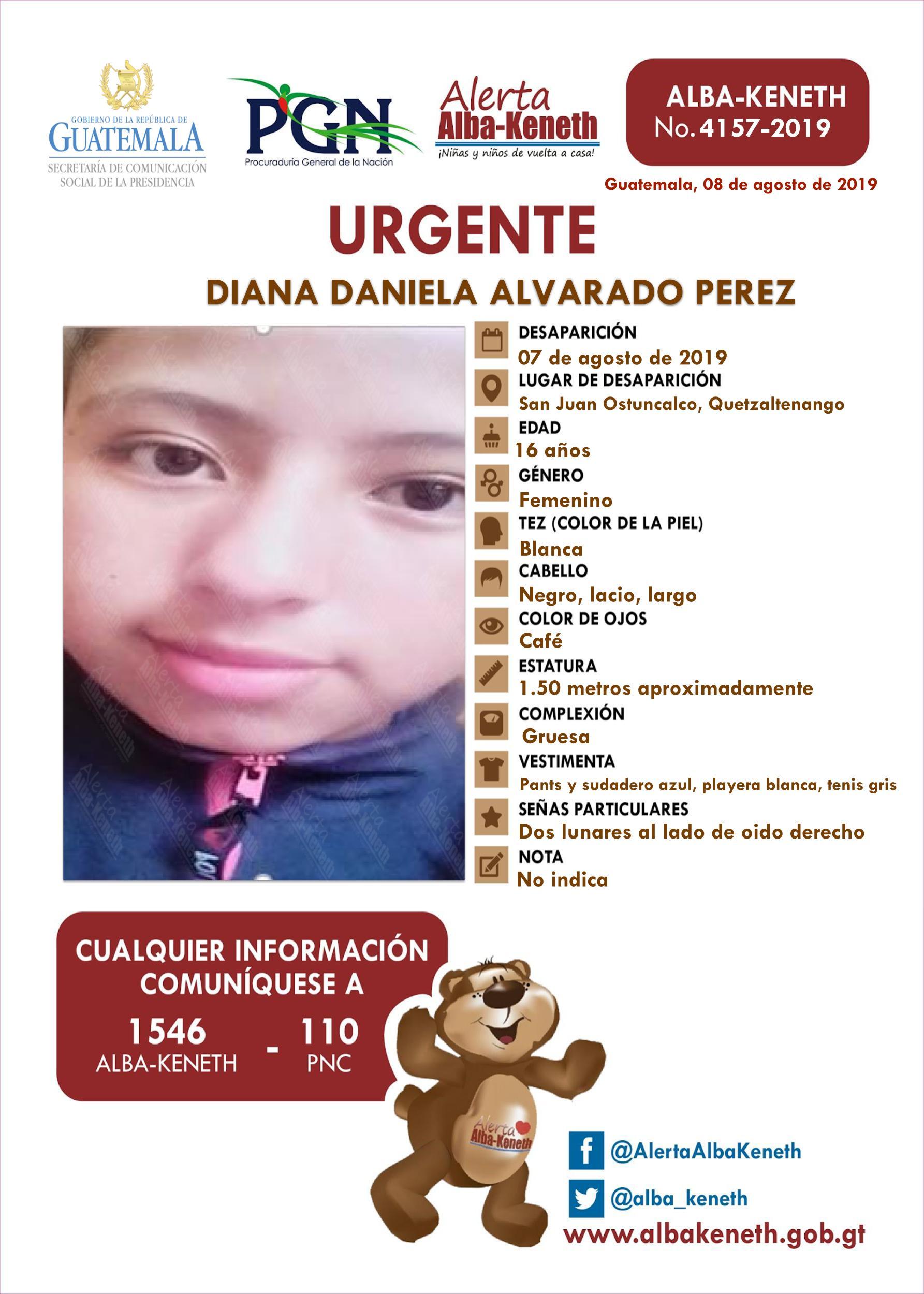 Diana Daniela Alvarado Perez