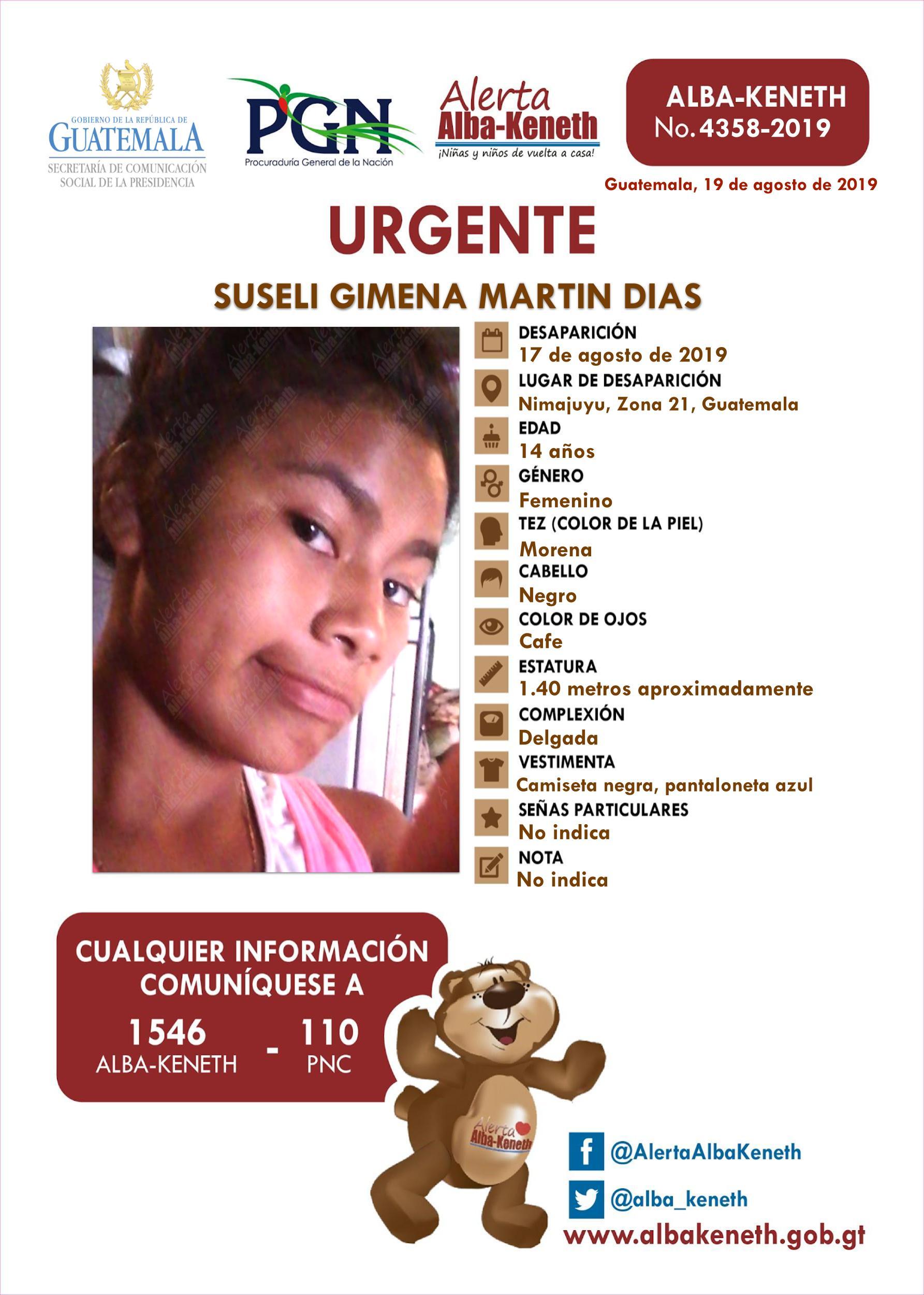 Suceli Gimena Martin Dias