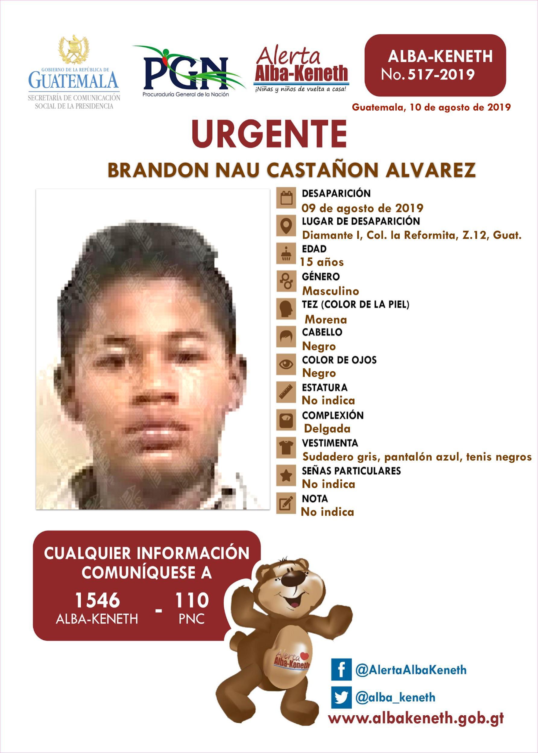 Brandon Nau Castañon Alvarez